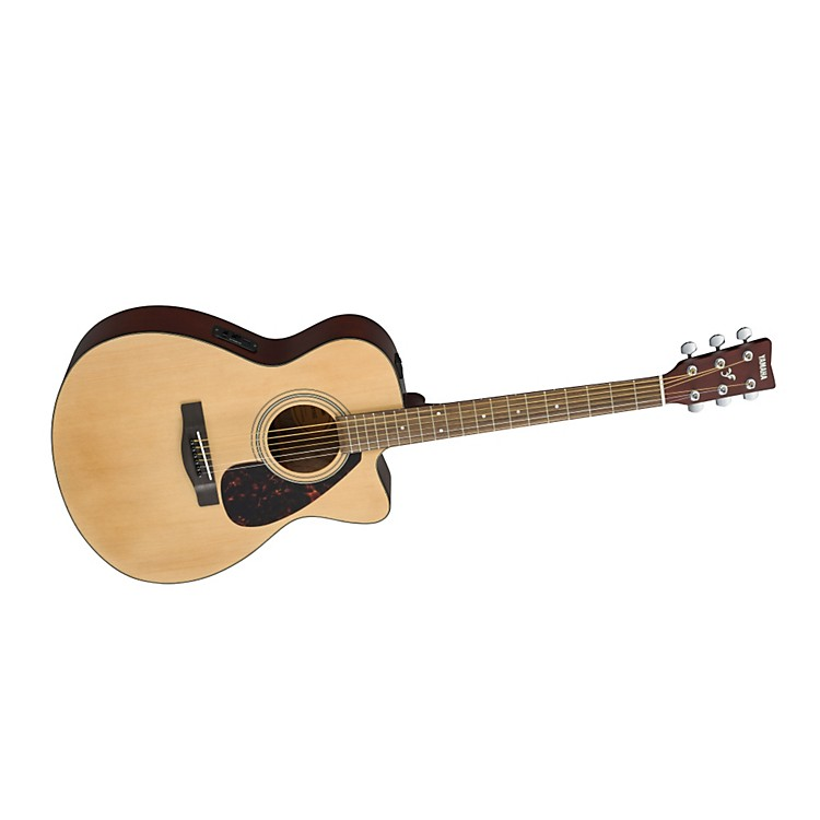 yamaha f series fsx315c concert cutaway acoustic electric guitar natural musician 39 s friend. Black Bedroom Furniture Sets. Home Design Ideas