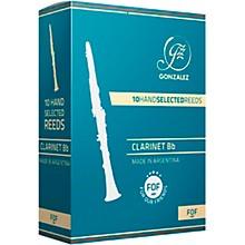 Gonzalez F.O.F Bb Clarinet Reeds Strength 2.5