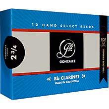 Gonzalez F.O.F Bb Clarinet Reeds Strength 5