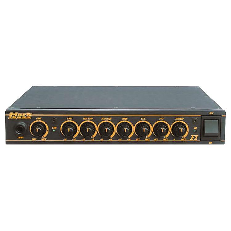 MarkbassF1 500W Bass Amp Head