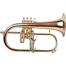 Adams F1 Selected Series Professional Bb Flugelhorn Red Brass-Nickel Silver Flare