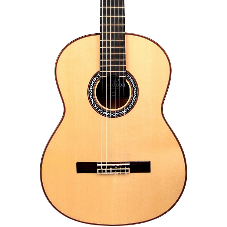 Cordoba F10 Flamenco Guitar Natural