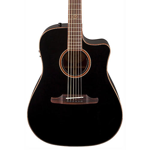 Fender F1020SCE Cutaway Dreadnought Acoustic-Electric Guitar