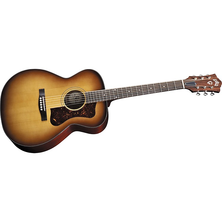 GuildF30 Aragon Acoustic-Electric Guitar with D-TAR Pickup System
