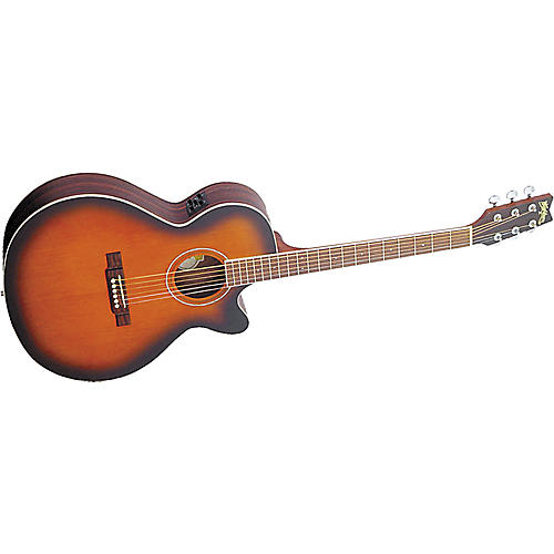 Washburn F32SCETS Acoustic Electric Guitar-thumbnail