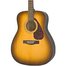 F335 Acoustic Guitar Tobacco Brown Sunburst