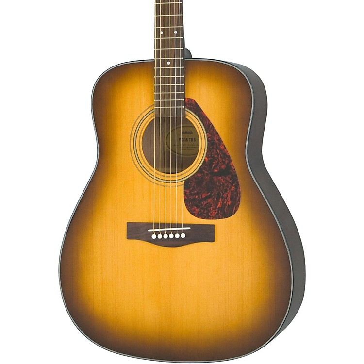 Yamaha F335 Acoustic Guitar Tobacco Brown Sunburst