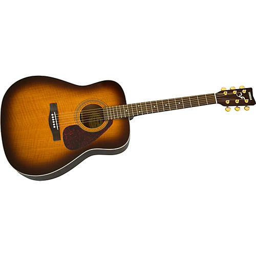 Yamaha F345 Sycamore Top Acoustic Guitar