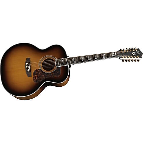 Guild F412 Vintage Jumbo 12-String Acoustic-Electric Guitar