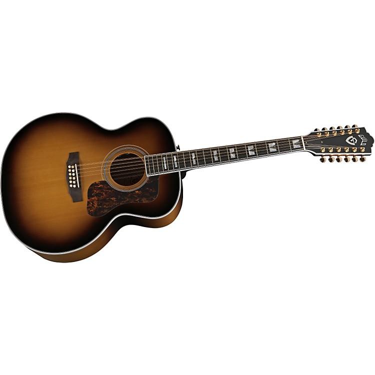 GuildF412 Vintage Jumbo 12-String Acoustic-Electric Guitar