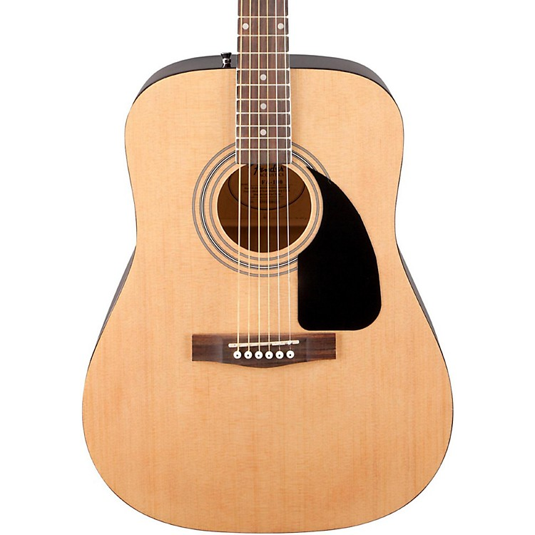 FenderFA-100 Acoustic Guitar with Gig BagNatural