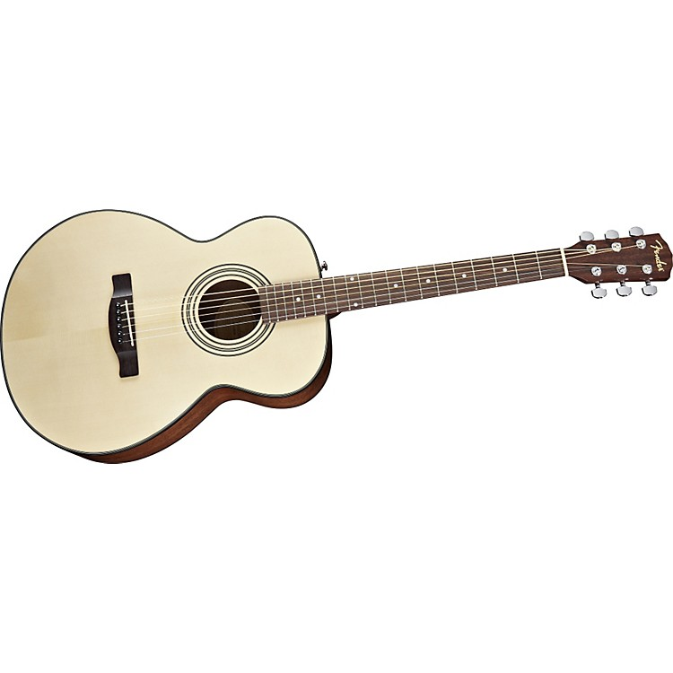 Fender FA-125S Folk Acoustic Guitar Pack Natural