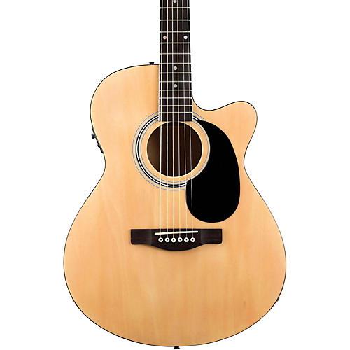Fender FA135CE Concert Acoustic-Electric Guitar