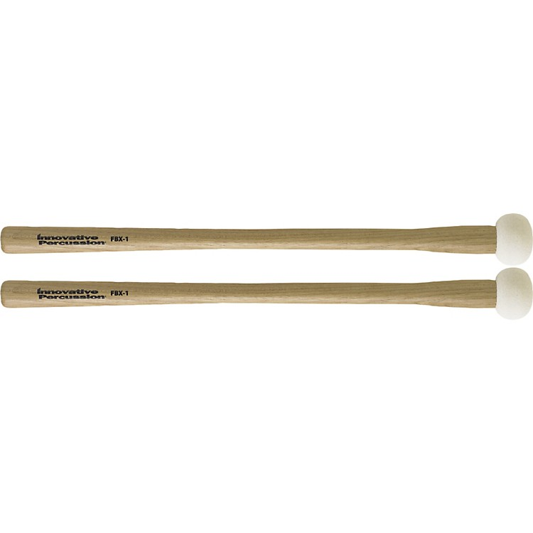 Innovative Percussion FBX Field Series Marching Bass Mallets Extra Small