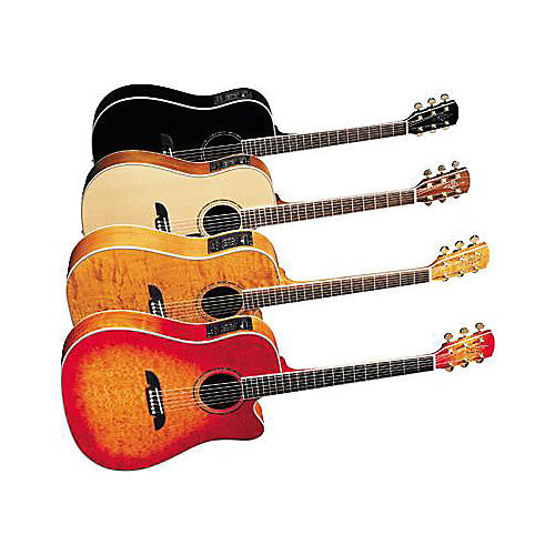 Alvarez FD60S Fusion Series Acoustic-Electric Guitar-thumbnail