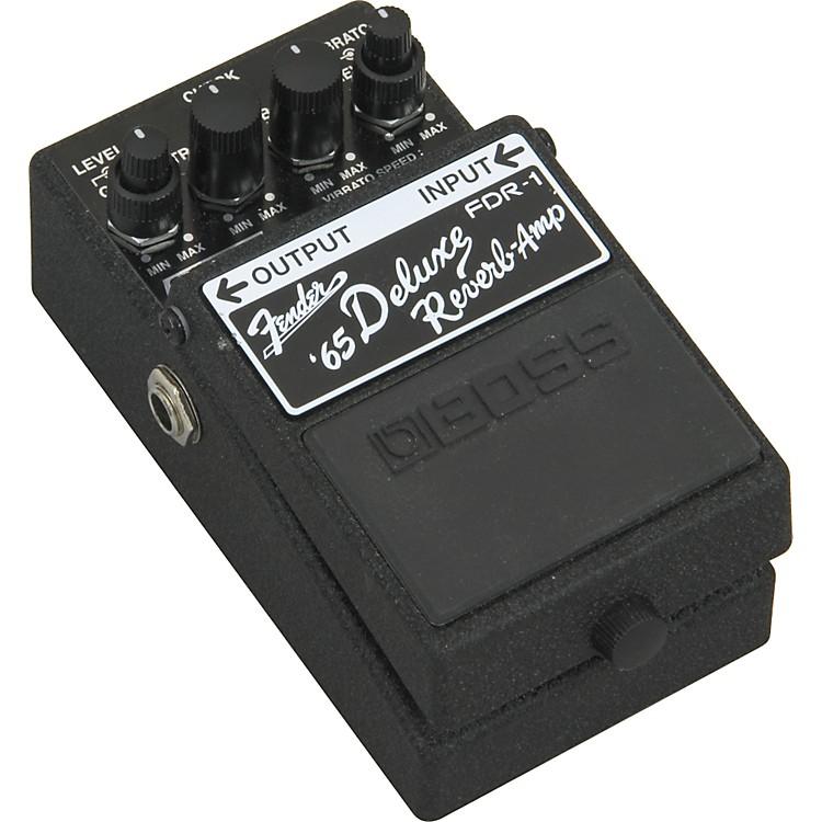 BossFDR-1 Fender Deluxe Reverb Pedal
