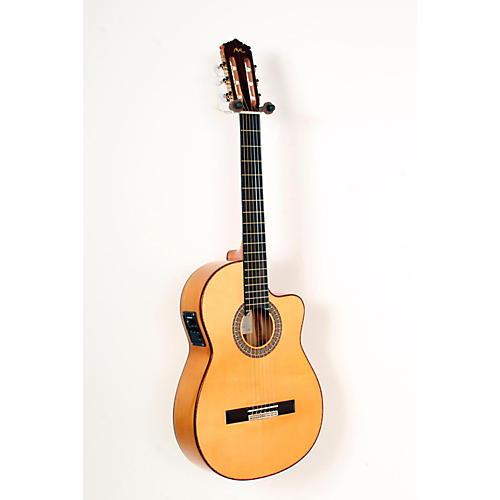 Manuel Rodriguez FF Cutaway Cypress Classical Acoustic-Electric Guitar-thumbnail