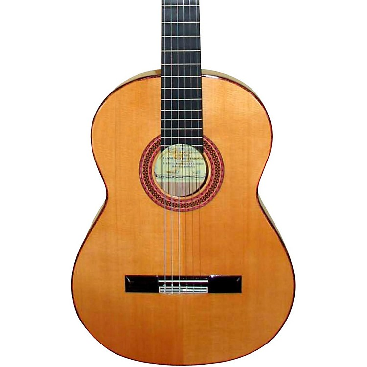 Manuel Rodriguez FF Flamenco Style Nylon String Guitar Old Finish