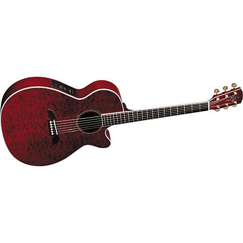 Alvarez FF60WR Fusion Series Acoustic-Electric Guitar-thumbnail