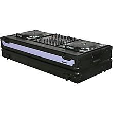 Odyssey FFX12CDJWBL Dual Large Format Tabletop CD/Digital DJ Coffin