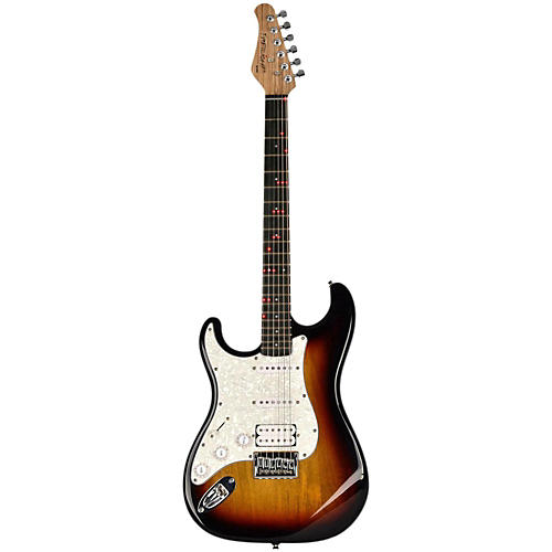 Fretlight FG-521  Left-Handed Electric Guitar with Built-in Lighted Learning System-thumbnail