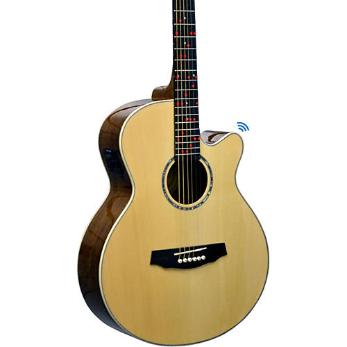 Fretlight FG-629 Wireless Acoustic-Electric Guitar-thumbnail