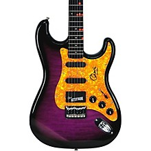 Fretlight FG-651 Wireless Orianthi Limited Edition Electric Guitar Transparent Purple Burst