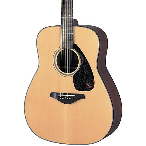 Yamaha FG700S Folk Acoustic Guitar Natural