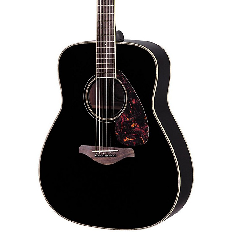 YamahaFG720S Acoustic GuitarBlack