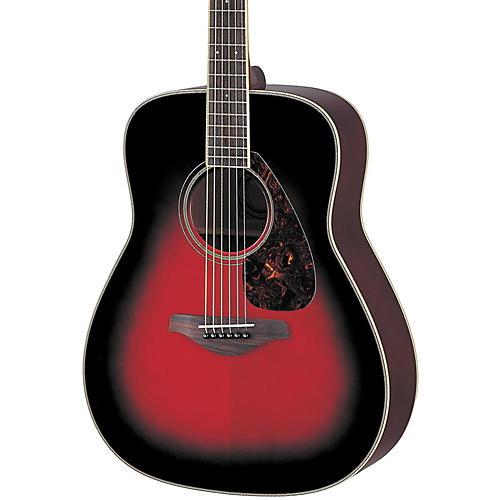 Yamaha FG720S Acoustic Guitar Dusk Sun Red