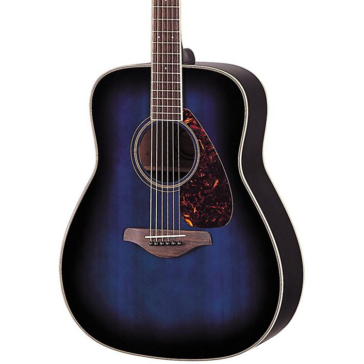 Yamaha FG720S Acoustic Guitar Black