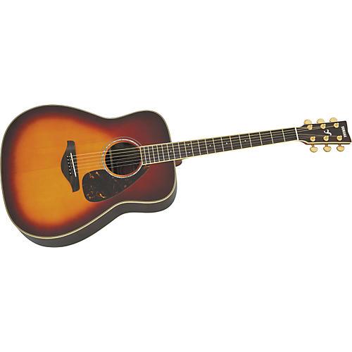 Yamaha FG735S Folk Acoustic Guitar