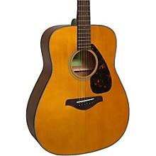 Yamaha FG800 Folk Acoustic Guitar Vintage Tint
