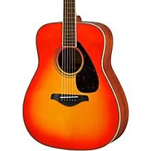 FG820 Dreadnought Acoustic Guitar Autumn Burst