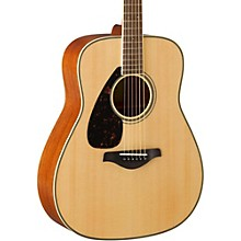 Open BoxYamaha FG820L Dreadnought Left-Handed Acoustic Guitar