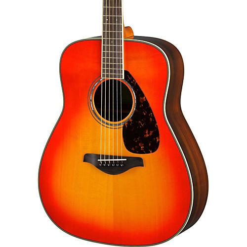 Yamaha FG830 Dreadnought Acoustic Guitar-thumbnail