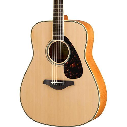 Yamaha Fg  Acoustic Guitar For Sale