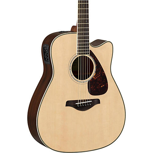 yamaha fgx830c folk acoustic electric guitar natural musician 39 s friend. Black Bedroom Furniture Sets. Home Design Ideas