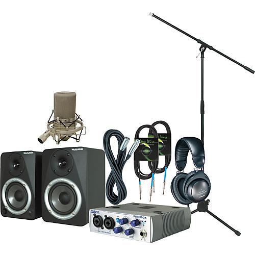 PreSonus FIREBOX Recording Bundle
