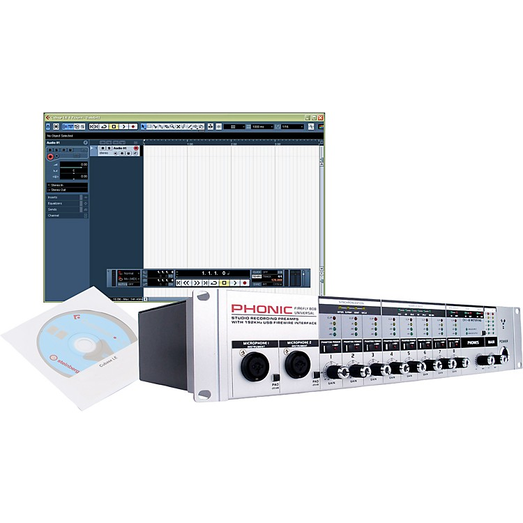 Phonic FIREFLY 808 Universal 18X18 Firewire Interface