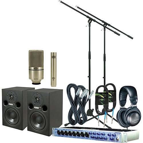 PreSonus FIREPOD Recording Bundle