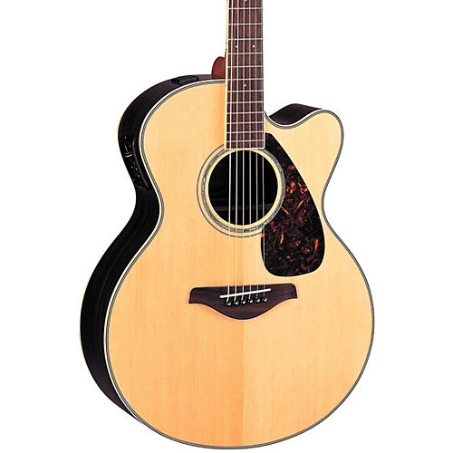 Yamaha Fjx Sc Acoustic Electric Guitar