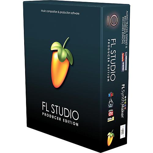 Image Line FL Studio 10 Producer Edu 1-User with Free Upgrade to Version 11