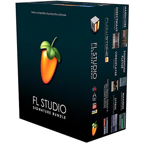 Image Line FL Studio 11 Signature Bundle
