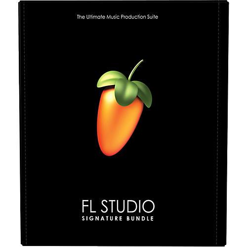 Image Line FL Studio 9 Signature Bundle-thumbnail