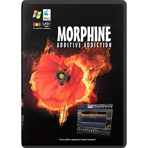 Image Line FL Studio Morphine Additive Synthesizer Software