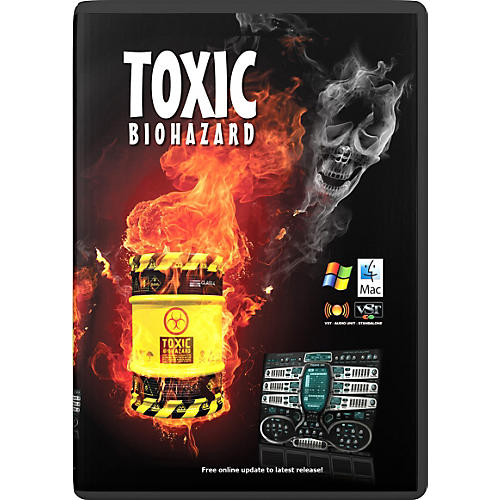 Image Line FL Studio Toxic Biohazard