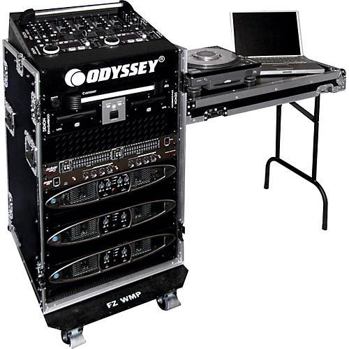 Odyssey FLITE ZONE ATA Rack Mixer Combo Case-thumbnail