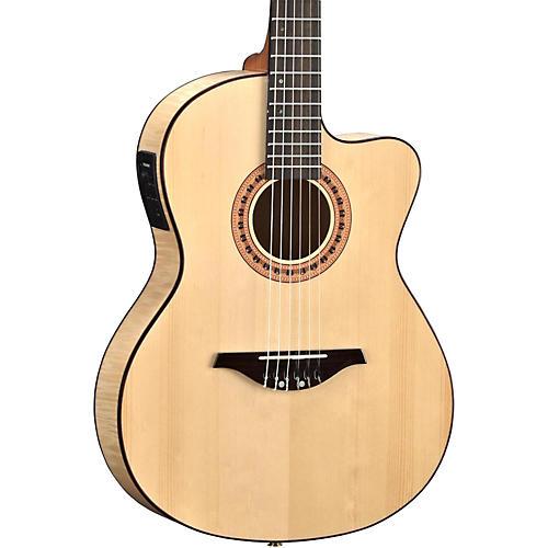 Manuel Rodriguez FLMOD550 Flamenco Moderna Acoustic-Electric Nylon String
