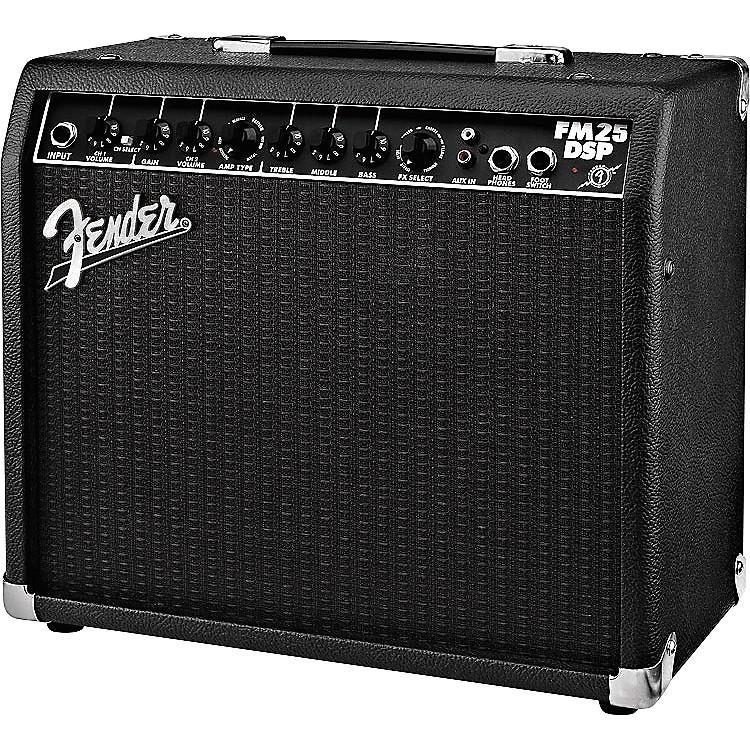 FenderFM 25 DSP Frontman Combo Amp